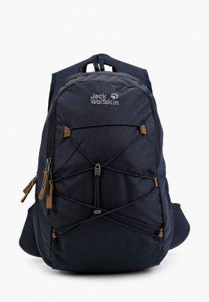 Рюкзак Jack Wolfskin SAVONA. Цвет: синий