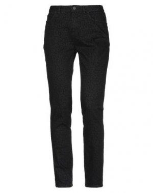 Джинсовые брюки GERARD DAREL. Цвет: черный