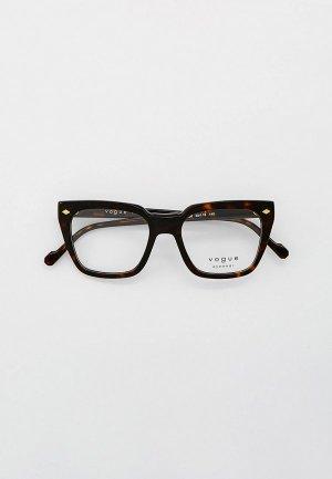 Оправа Vogue® Eyewear VO5371 W656. Цвет: коричневый