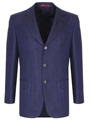 Пиджак классический ISAIA