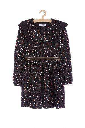 Платье 5.10.15.. Цвет: черный