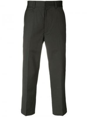 Укороченные костюмные брюки Junya Watanabe MAN