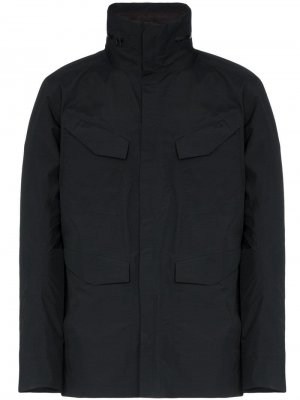 Куртка Coreloft в стиле милитари Arc'teryx Veilance. Цвет: черный