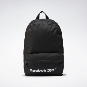Рюкзак Active Core Large Logo Reebok. Цвет: black / black