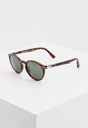 Очки солнцезащитные Persol PO3171S 24/31. Цвет: коричневый