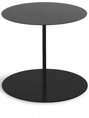 Придиванный столик Gong Cappellini. Цвет: серый
