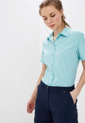 Рубашка Jack Wolfskin SONORA SHIRT W. Цвет: голубой
