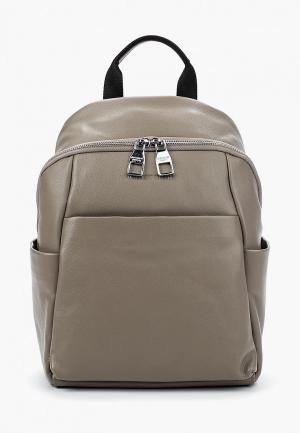 Рюкзак Alessandro Birutti. Цвет: серый