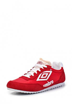 Кроссовки Umbro ANCOATS 2 CLASSIC. Цвет: красный