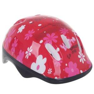 Шлем защитный ot-sh6 детский, размер s (52-54 см), цвет красный ONLITOP