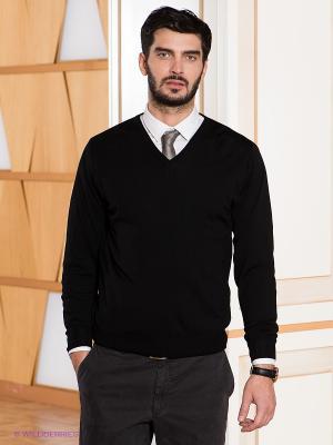 Пуловер Baumler. Цвет: черный