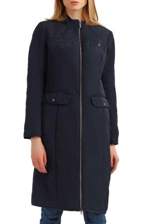 Пальто Finn Flare. Цвет: 101 cosmic blue
