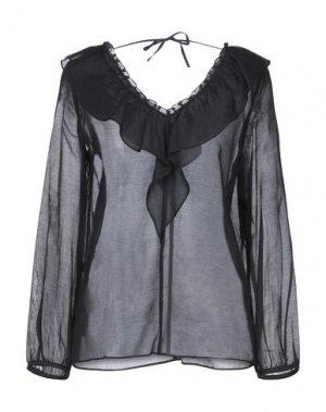 Блузка CARACTÈRE. Цвет: черный