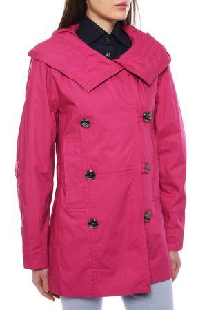 Ветровка BURTLEY. Цвет: розовый