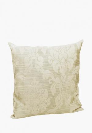 Подушка декоративная Kauffort Afina. Цвет: желтый