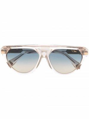 Солнцезащитные очки-авиаторы 8503 Cazal. Цвет: нейтральные цвета