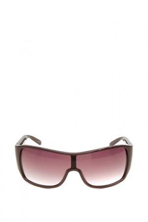 Очки солнцезащитные с линзами Vivienne Westwood. Цвет: 03 бордовый
