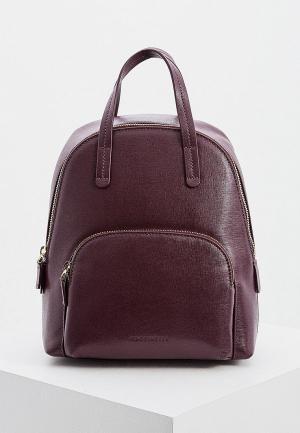 Рюкзак Coccinelle DIONE. Цвет: фиолетовый