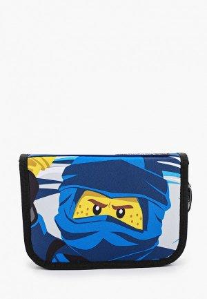 Пенал LEGO. Цвет: синий