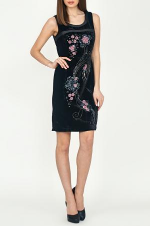 Платье Etincelle. Цвет: розовый