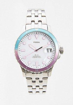 Часы Fossil ES4741. Цвет: серебряный