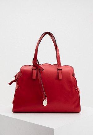 Сумка RED(V). Цвет: красный