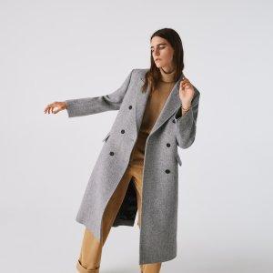 Верхняя одежда Пальто Lacoste. Цвет: none