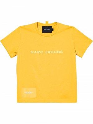 Топ T-Shirt Marc Jacobs. Цвет: желтый