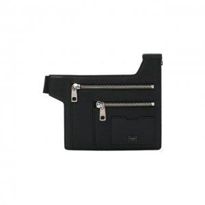 Кожаная сумка Palermo Dolce & Gabbana. Цвет: чёрный