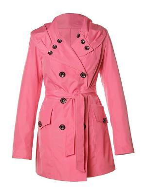 Плащ Elegant Lady. Цвет: розовый