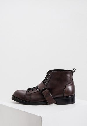 Ботинки Cerruti 1881. Цвет: коричневый