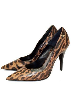 Туфли Gerardina di Maggio. Цвет: леопардовый