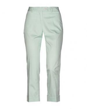 Повседневные брюки TRUE TRADITION. Цвет: светло-зеленый