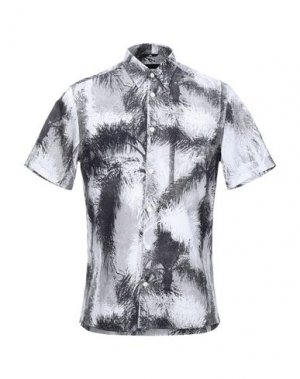 Pубашка J. LINDEBERG. Цвет: стальной серый