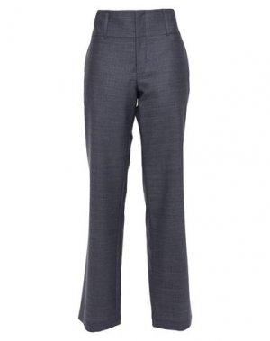 Повседневные брюки BRUUNS BAZAAR. Цвет: стальной серый