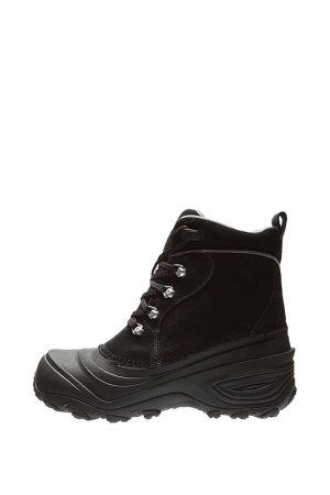 Ботинки YOUTH CHILKAT LACE 2 THE NORTH FACE. Цвет: черный