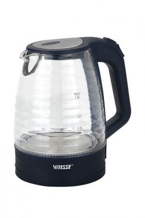 Чайник электрический 1,8л Vitesse. Цвет: синий