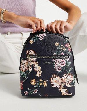 Рюкзак с принтом Lysander Anouk-Multi Fiorelli