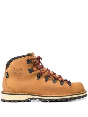 Ботинки Mountain Pass Danner. Цвет: коричневый