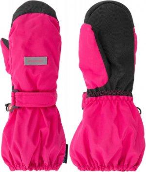 Варежки детские , размер 6,5 Ziener. Цвет: розовый