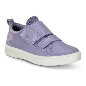 Кеды S7 TEEN ECCO. Цвет: фиолетовый