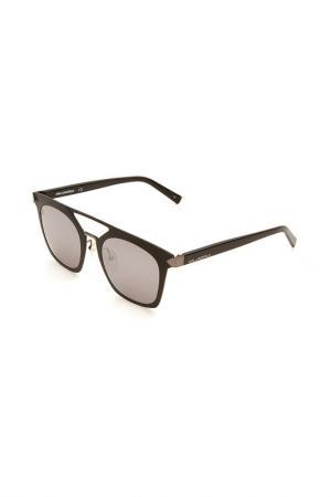 Очки солнцезащитные Karl Lagerfeld. Цвет: 501 черный матовый