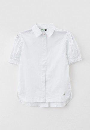 Рубашка Sela. Цвет: белый