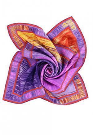 Платок LEONARD. Цвет: фиолетовый