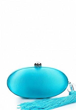 Клатч Drap DR001BWJW977. Цвет: голубой