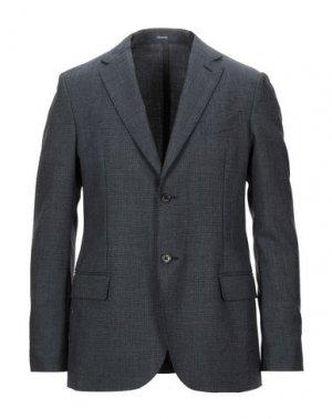 Пиджак DRUMOHR. Цвет: грифельно-синий