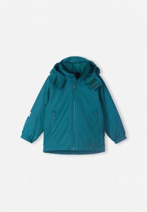 Куртка tec Reili Синяя Reima. Цвет: синий
