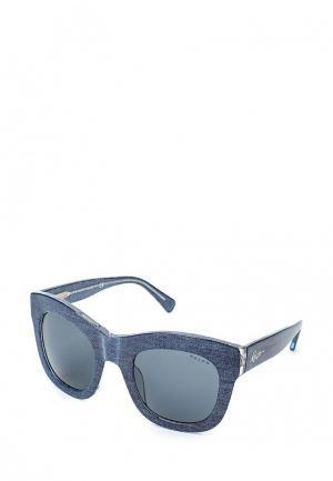 Очки солнцезащитные Ralph Lauren RA5225 163087. Цвет: синий