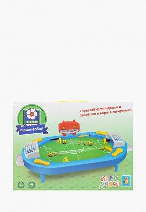 Набор игровой 1Toy Флиппербол, 38х5х28 см. Цвет: разноцветный