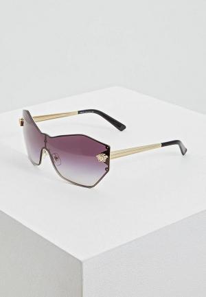 Очки солнцезащитные Versace VE2182 12528G. Цвет: серый